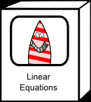 Solving linear equations resources