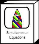 Simultaneous equations resources