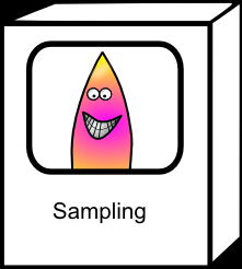 Sampling resources