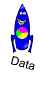 Boxed Rockets interactive handling data and statistics resources