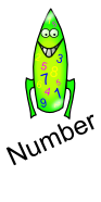 Boxed Rockets interactive number resources